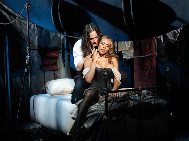 Show Photos - Jekyll & Hyde - Constantine Maroulis - Deborah Cox