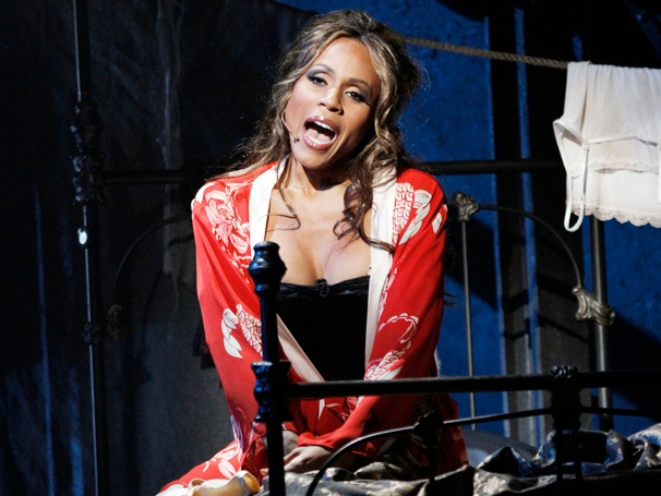 Show Photos - Jekyll & Hyde - Deborah Cox