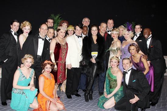 Nice Work – Tom Hanks Backstage – cast