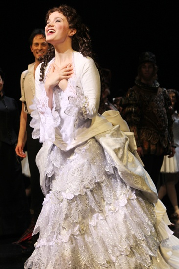Phantom  25th Anniversary  Sierra Boggess