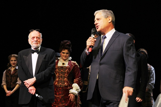 Phantom  25th Anniversary  Hal Prince  Cameron Mackintosh