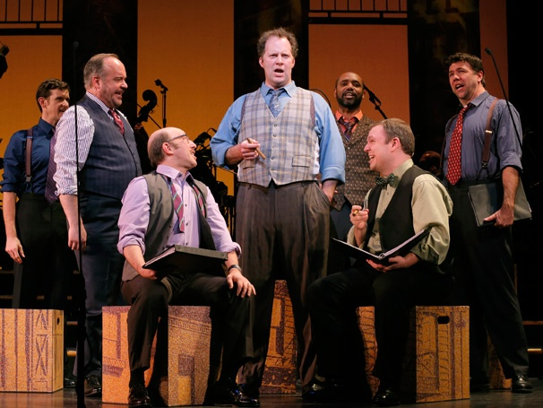 Show Photos - Fiorello - Shuler Hensley