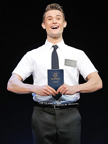 Show Photos - Book of Mormon - tour 1 - Mark Evans