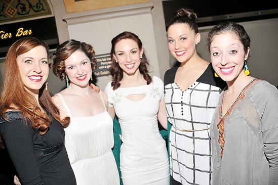 Fiorello!- Meggie Cansler- Leah Edwards- Lauralyn McClelland- Alison Jantzie- Carly Blake Sebouhian