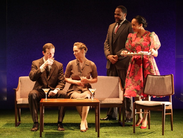 Show Photos - Luck of the Irish - Dashiell Eaves - Amanda Quaid - Victor Williams - Eisa Davis