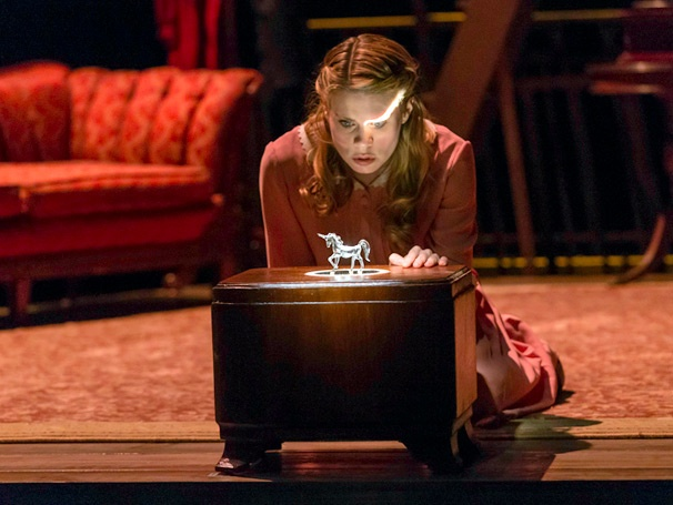 Show Photos - Glass Menagerie - Celia Keenan-Bolger