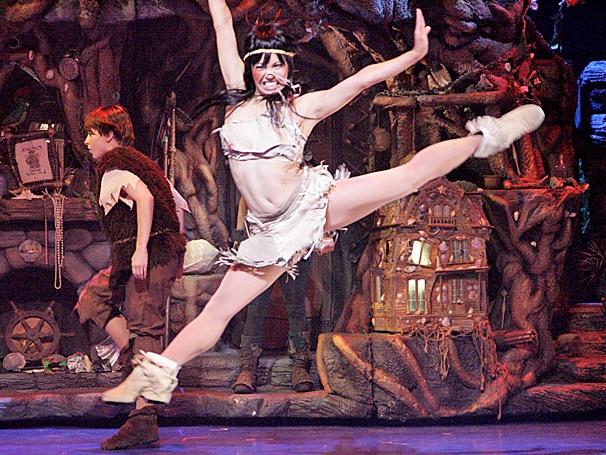 Show Photos - Peter Pan - tour