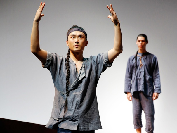 Show Photos - The Dance and the Railroad - Yuekun Wu - Ruy Iskandar