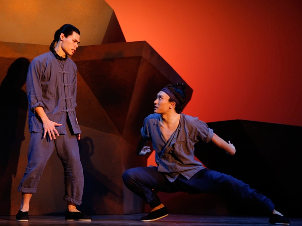Show Photos - The Dance and the Railroad - Ruy Iskandar - Yuekun Wu