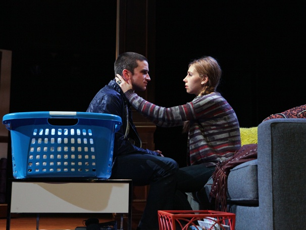 Show Photos - Really Really - Evan Jonigkeit - Zosia Mamet