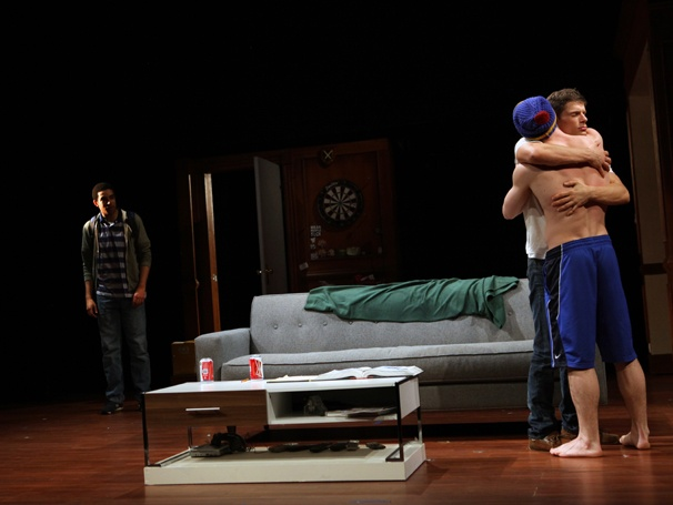 Show Photos - Really Really - Kobi Libii - David Hull - Matt Lauria