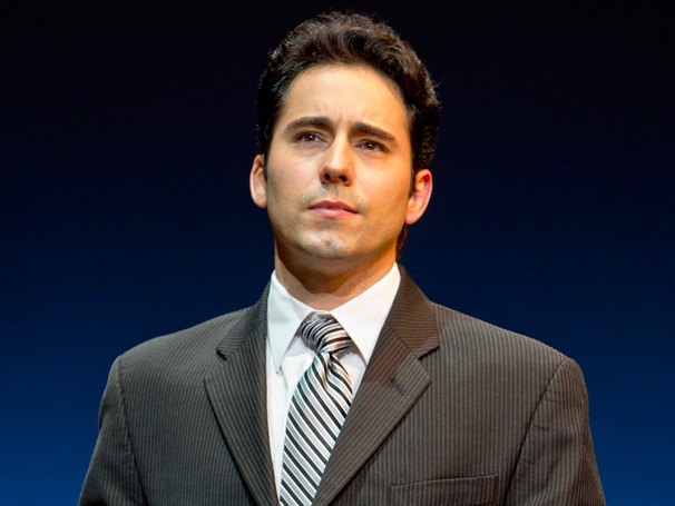 Show Photos - Jersey Boys - John Lloyd Young