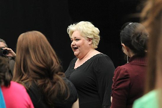 Carousel Rehearsal – Stephanie Blythe