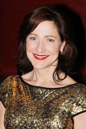 The Madrid  Opening Night  Edie Falco 