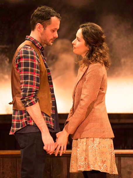 Show Photos - Once - Declan Bennett - Zrinka Cvitesic