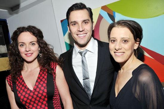 Passion  Opening Night  Melissa Errico  Ryan Silverman  Judy Kuhn