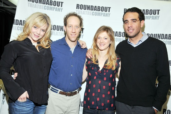 'The Big Knife' Press Event — Ana Reeder — Joey Slotnick — Marin Ireland — Bobby Cannavale