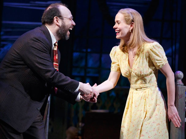 <i>Talley's Folly</i>Show Photos - Danny Burstein - Sarah Paulson