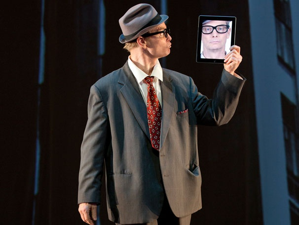 Show Photos - Old Hats - Bill Irwin