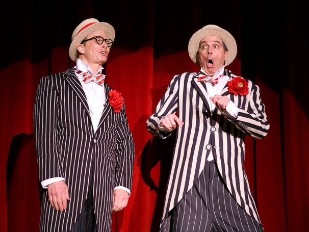 Show Photos - Old Hats - Bill Irwin - David Shiner