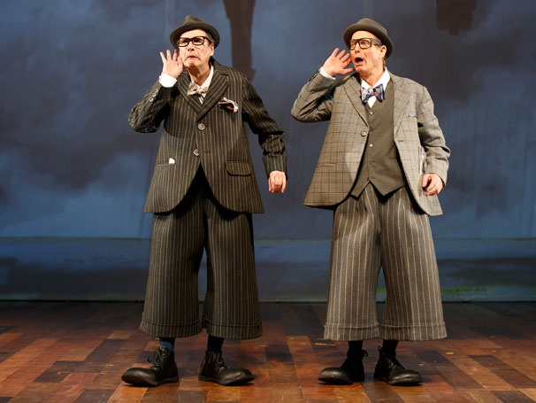 Show Photos - Old Hats - David Shiner - Bill Irwin