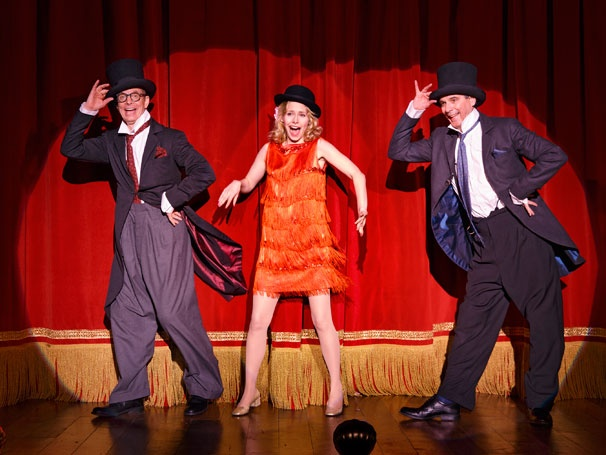 Show Photos - Old Hats - Bill Irwin - Nellie McKay - David Shiner