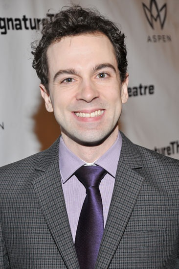 Old Hats  Opening Night  Rob McClure