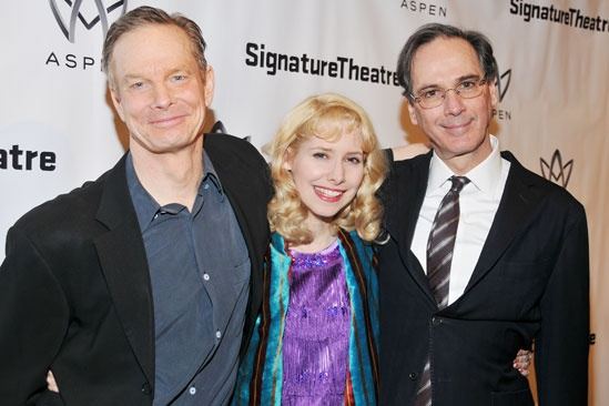 Old Hats  Opening Night  Bill Irwin  Nellie McKay  David Shiner
