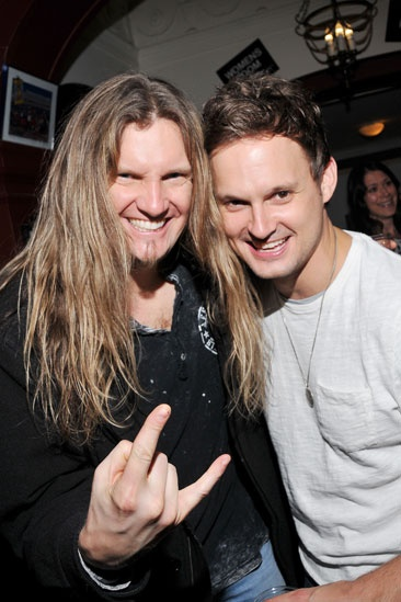 Rock of Ages  50 Longest Running  Joel Hoekstra  Jeremy Woodard