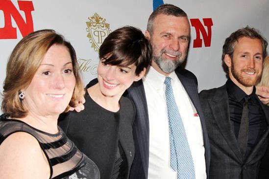 Ann- Kate McCauley- Anne Hathaway- Gerald Hathaway- Adam Shulman