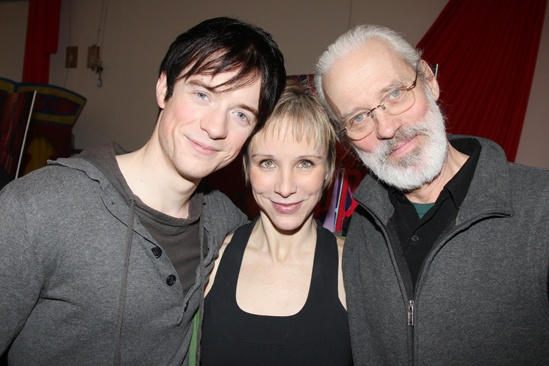 Pippin – Meet and Greet – Matthew James Thomas – Charlotte d'Amboise – Terrence Mann