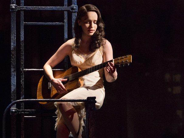 Show Photos - <i>Breakfast at Tiffany's</i> - Emilia Clarke