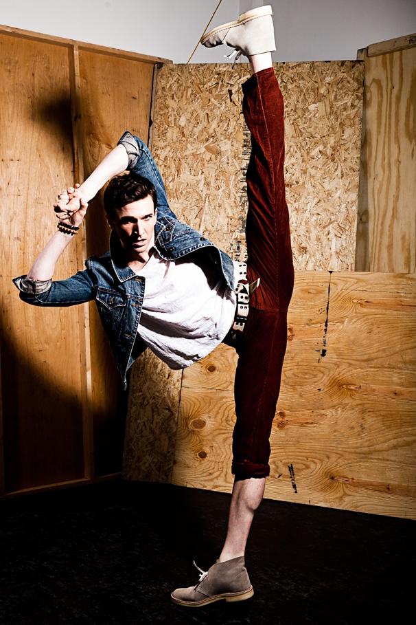 Gotta Dance - Charlie Sutton - 5