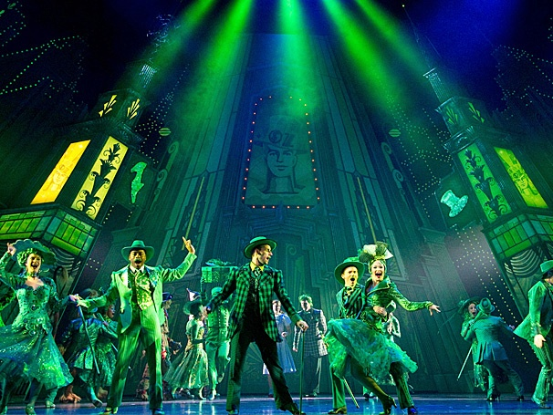 Show Photos - Wizard of Oz - tour