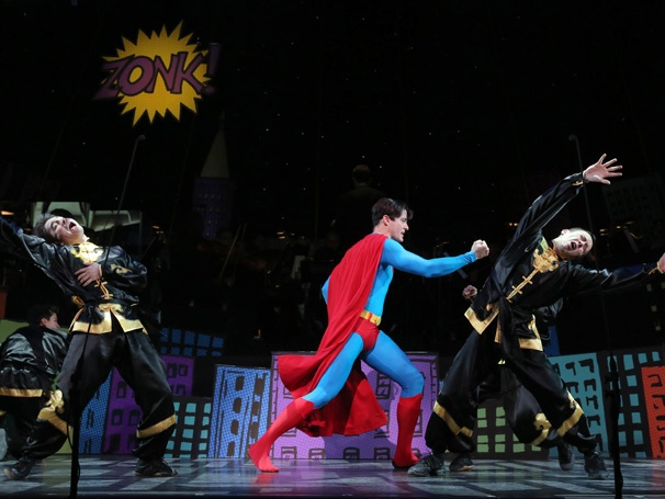 Show Photos - Superman - Edward Watts