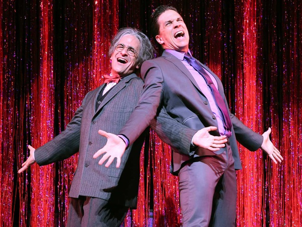 Show Photos - Superman - David Pittu - Will Swenson