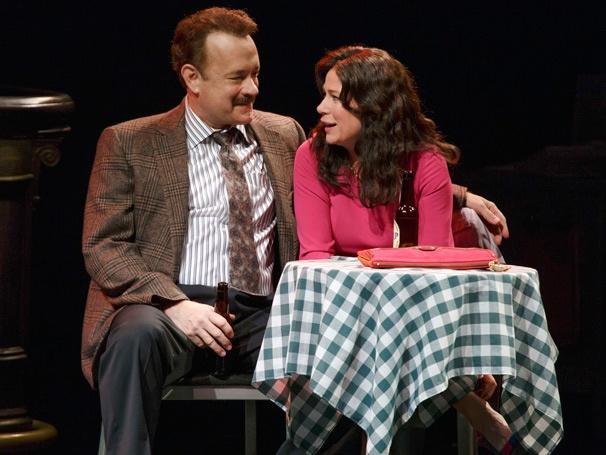 Show Photos - <i>Lucky Guy</i> - Tom Hanks - Maura Tierney