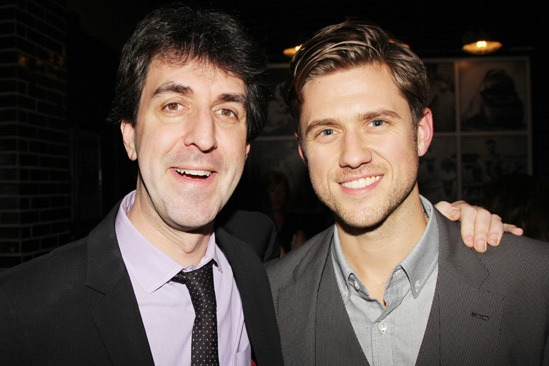 The Last Five Years – Opening Night – Jason Robert Brown – Aaron Tveit