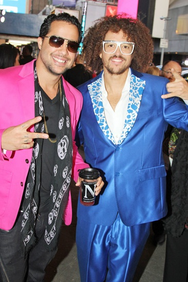 'Motown' Opening Night — Sky Blu — Redfoo LMFAO