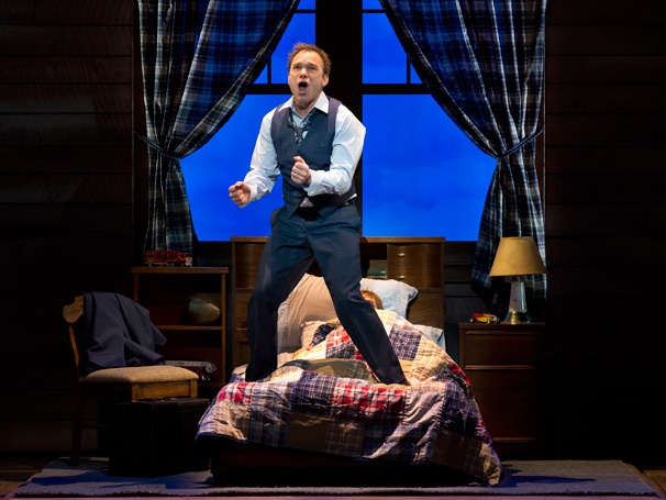 Show Photos - Big Fish - Norbert Leo Butz