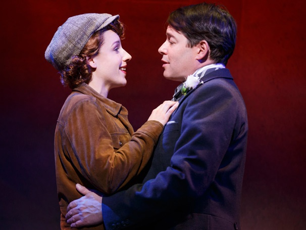 Show Photos - Nice Work If You Can Get It - Jessie Mueller - Matthew Broderick