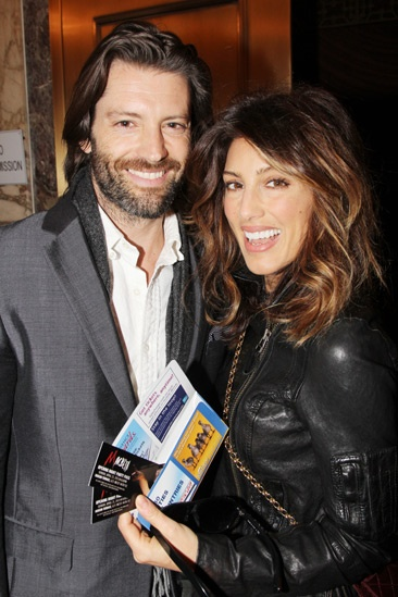 Macbeth – Opening Night – Louis Dowler - Jennifer Esposito