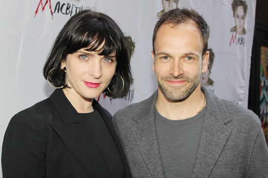 Macbeth – Opening Night – Michelle Hicks – Jonny Lee Miller