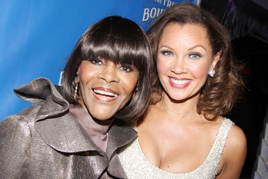 The Trip to Bountiful – Opening Night – Cicely Tyson – Vanessa Williams