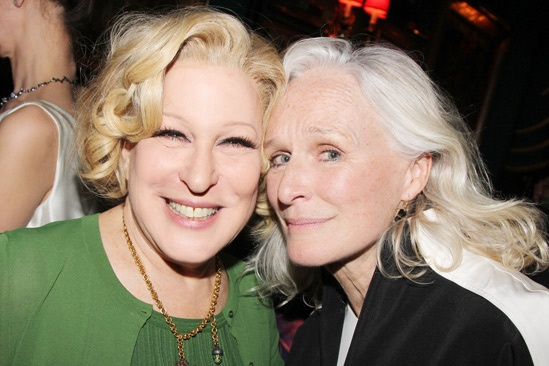I'll Eat You Last- Bette Midler- Glenn Close