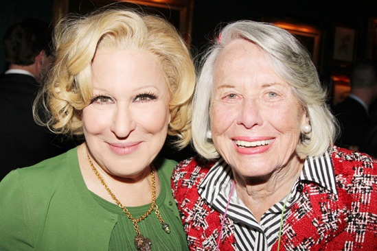 I'll Eat You Last- Bette Midler- Liz Smith