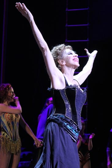 Pippin – Opening Night – Andrea Martin