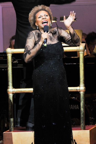 New York Pops gala – Leslie Uggams