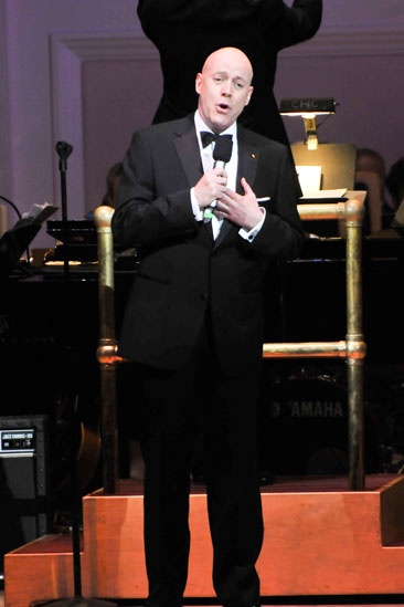 New York Pops gala – Anthony Warlow