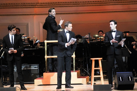 New York Pops gala – Nick Adams – Will Chase – Max Von Essen